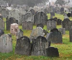 The Common Burying Ground