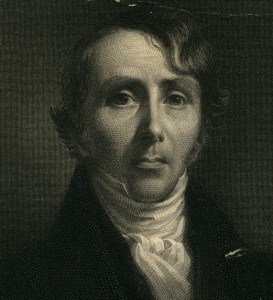 William Ellery Channing, from the NHS collection.